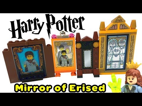 Mirror That Gives Neither Knowledge Or Truth Lego Harry Potter