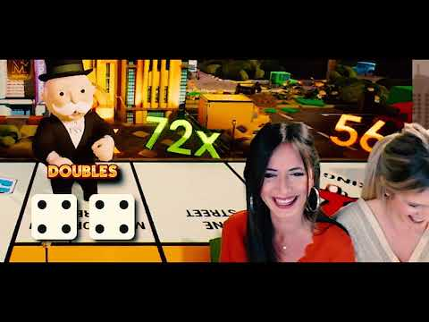 💥 Ultra Big Win 7285€ (X1457) Monopoly Live💥