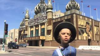 Mitchell (SD) United States  city photos gallery : 147 - Across the USA - Corn Palace, Mitchell, South Dakota