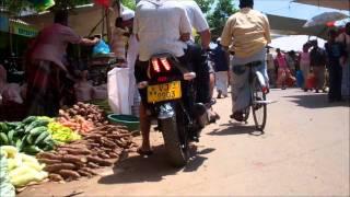 Puttalam Sri Lanka  city photos : Sri Lanka Motorbike Puttalam Sri Lanka.wmv