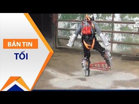 Bay lượn khắp trời như Iron Man tại Anh | VTC - Thời lượng: 77 giây.