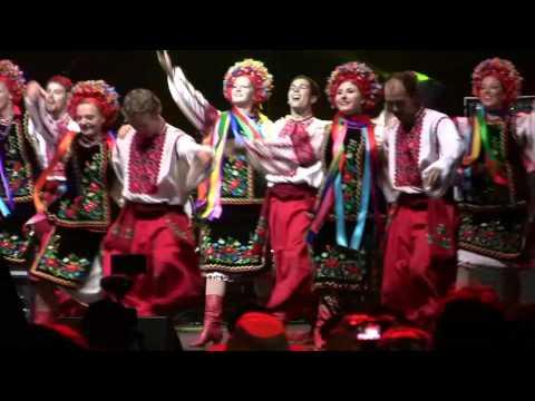 Hopak - Гопак , Volya Ukrainian Dance Ensemble of Edmonton @ TUF 2015