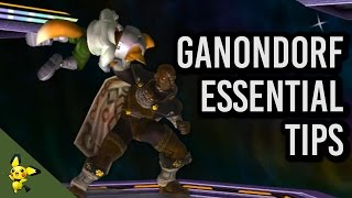 5 Tips for Ganondorf Players – SSBM Tutorials