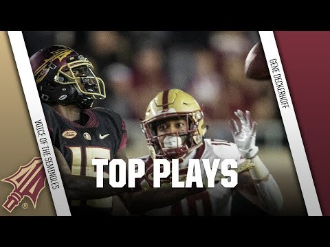 Top Plays: Boston College