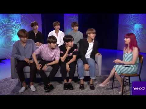 Video [VOSTFR] BTS interview avec Yahoo musique aux USA 24.05.2017 download in MP3, 3GP, MP4, WEBM, AVI, FLV January 2017