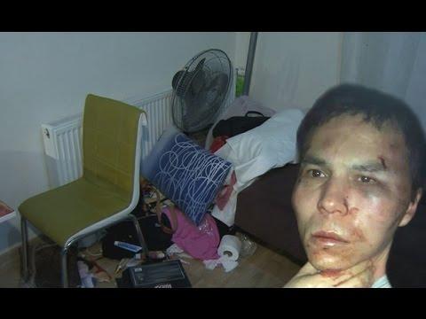 Kijkje in schuilhol aanslagpleger (видео)