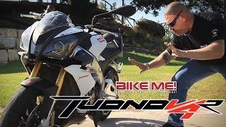 5. Aprilia Tuono V4 R Review - BIKE ME!