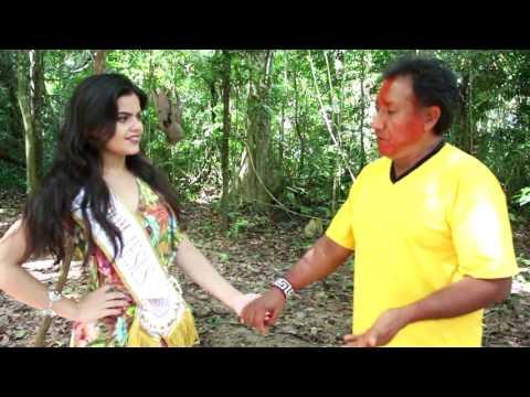 Cacique ROPRE GAVIÃO deseja boa sorte a Miss Bom Jesus !