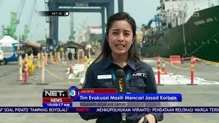Video Live Report   Penemuan Terbaru Puing Pesawat Lion Air JT 610   NET10 MP3, 3GP, MP4, WEBM, AVI, FLV November 2018
