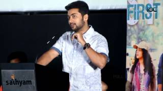 Surya at JK Enum Nanbanin Vaazhkai Audio Launch