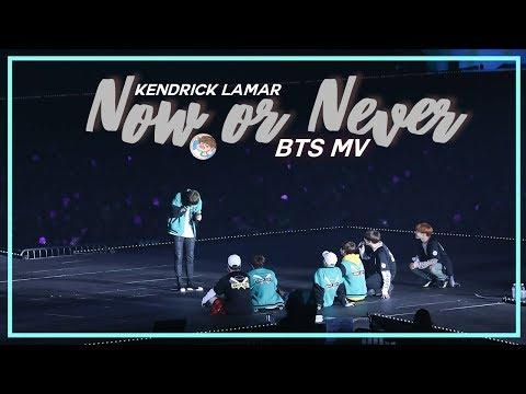 Now or Never - Kendrick Lamar (BTS Version)  DrunkTaehyung