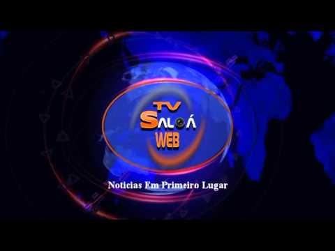 """( TV SALOA WEB ) Comunicadores da rádio """"Voz Fm"""" realizaram campanha em Prol de família carente."""