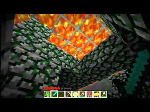 Minecraft Super Hostile Ep.01: The Sea of Flame