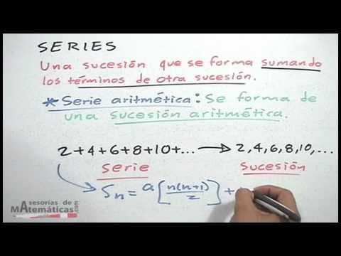 Arithmetische Series - HD