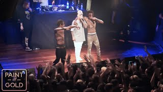 Video Rae Sremmurd & Justin Bieber - 'What Do You Mean?' / 'No Type' - Auckland, NZ MP3, 3GP, MP4, WEBM, AVI, FLV Maret 2018