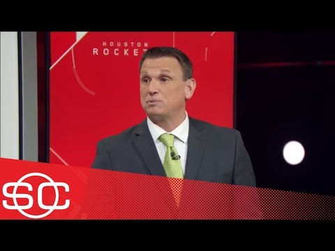 Tim Legler after Warriors' Game 1 win: Rockets have a Kevin Durant problem | SportsCenter | ESPN