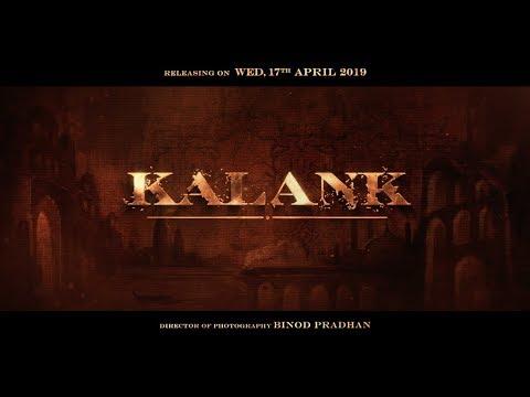 Kalank | Trailer Clip | Varun | Aditya Roy | Sanjay | Alia | Sonakshi | Madhuri| Abhishek Varman