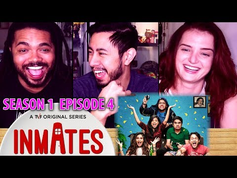 Download TVF INMATES   S01E04   Reaction w/ Chuck & Olena! HD Mp4 3GP Video and MP3