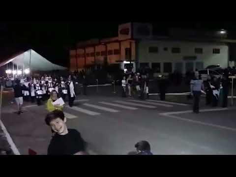 Fanbacap Banda de Percussão Sênior - 1° lugar Paranaense em Antonio Olinto 08/10/16