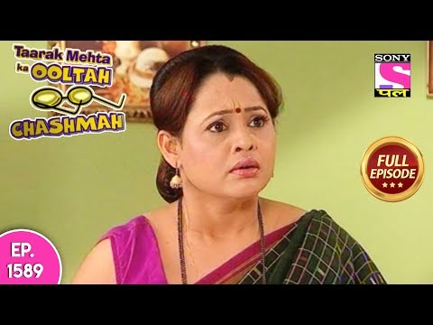 Taarak Mehta Ka Ooltah Chashmah - Full Episode 1589 - 29th November, 2018