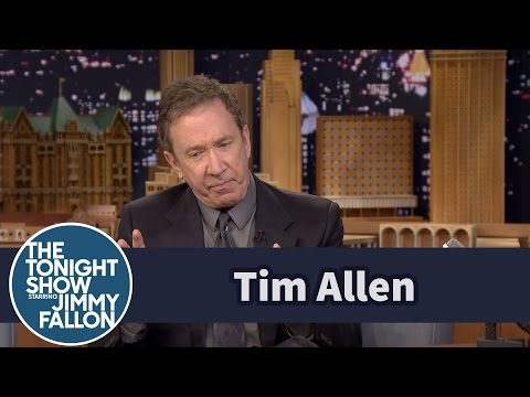Home Improvement Was Tim Allen's First Acting Gig