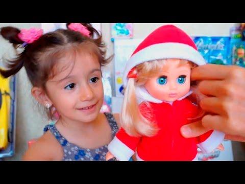 Видео для девочек. Кукла Настя. Игрушки для девочек. Седа ТВ