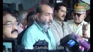 Veteran Actor SS Rajendran Passed Away Clip 2