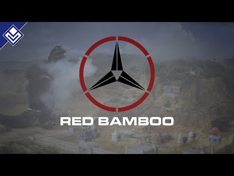 Red Bamboo | Godzilla (Showa)