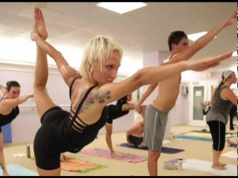 Bikram Yoga Shelton – 26 Poses in 2 minutes