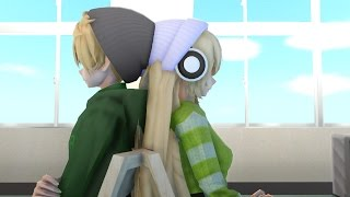 Download Lagu 「MMD」Demons ft.Ben&Mina (holiday ver.if they are normal) Mp3