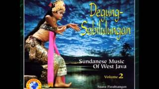 Artists: Suara Parahiangan. Album: Degung-Sabilulungan: Sundanese Music of West Java, Vol. 2. Sounds of the World (1999). Track list below. Enjoy the music!
