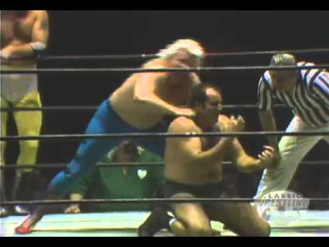 denucci - Another Classic Wrestling blast from the past. Enjoy this great tag team action.