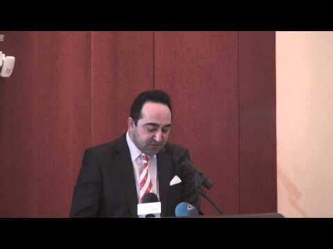 Tadf Başkanı Ali Çınar Sehit Diplomatları Anma konuşması2