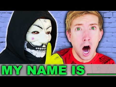 NAME REVEAL of HACKER PZ9? CWC & Regina Create a YouTubers Game to Learn the Hacker's Identity