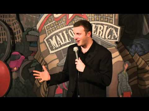 Nicholas Anthony - Stand Up Comedy