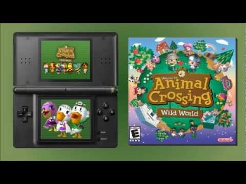 Animal Crossing - Wild World [OST] 11 PM Hourly Music