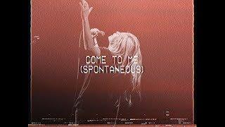 Come To Me (Spontaneous) - Jenn Johnson | MOMENTS: MIGHTY SOUND