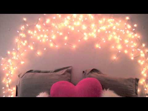 DIY: Glowing Headboard