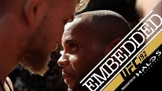 UFC 192 EMBEDDED Ep5