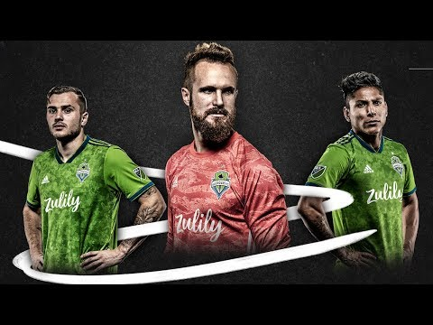 Video: Introducing the official jersey partner of Sounders FC