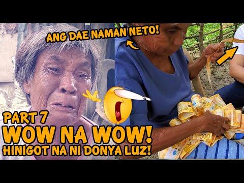 PART 7 MAY NAKAKASULASOK na Amoy sa Loob ng Bahay ni Nanay   Pagbuhos ng Biyaya
