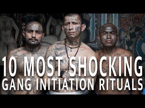 Sex Gang initiation
