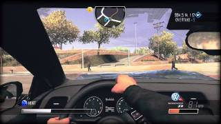 Volkswagen Scirocco R (2009) Review Test Drive On Driver San Francisco 2011