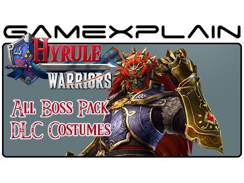 hyrule warriors wii u - edition collector