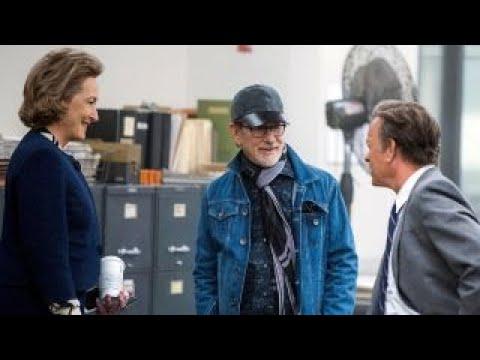 Steven Spielberg talks first amendment, new film 'The Post'