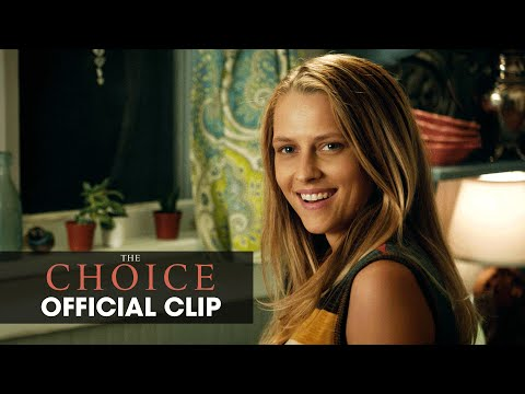 The Choice (Clip 'Flirt with Me')