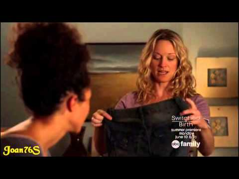 Stef And Lena Scenes 1x01 Part 1 (Closed Captions)