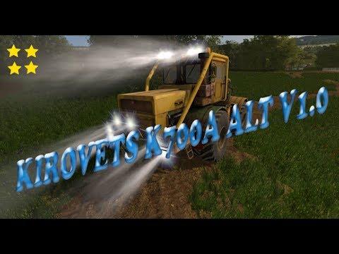 Kirovets K700A Alt v1.0