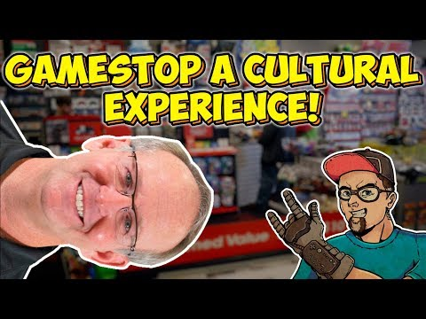 GameStop Is Saved! New CEO To Focus On Used Sales & Cultural Experiences!