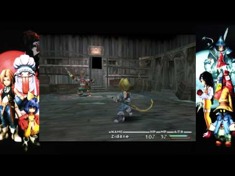 Final Fantasy IX FF9 ePSXe with shaders